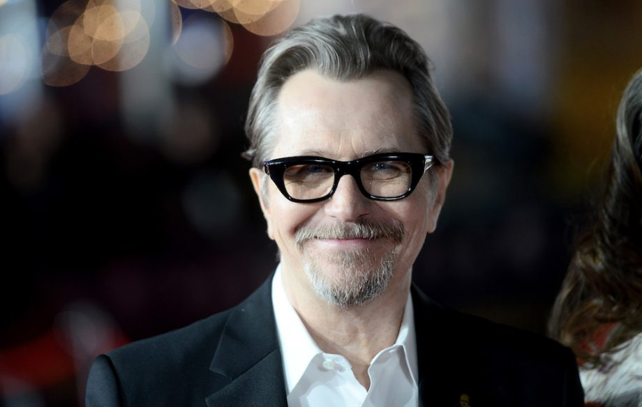 Gary Oldman Got Nicotine Poisoning After Smoking 20 000