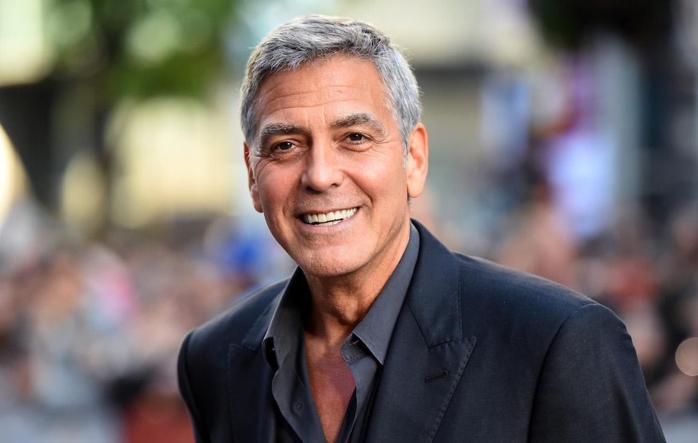 George Clooney gave his best friends $1 million each - NME