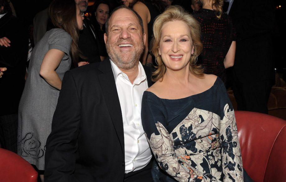 Harvey Weinstein Apologises To Meryl Streep And Jennifer