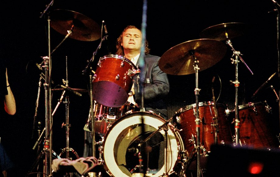 Now Phil Collins Himself Is Telling You How To Start Off