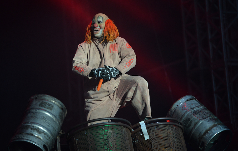 Slipknot S Clown On Knotfest The End Of The Band And His