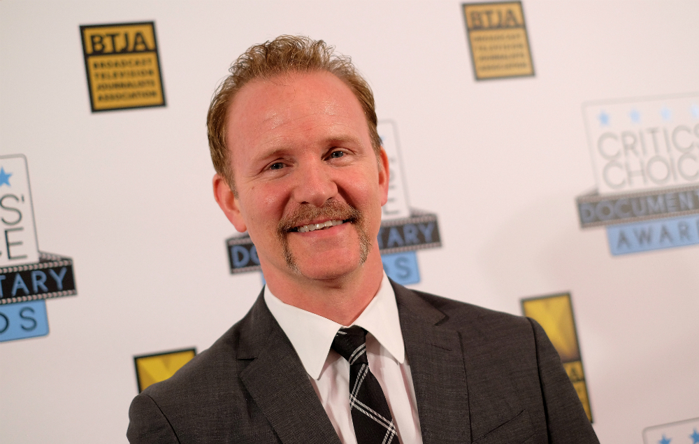 'Super Size Me' and One Direction director Morgan Spurlock ...