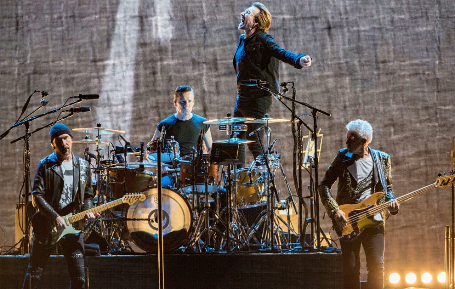U2 Announce New Uk And Europe Experience Innocence Tour Dates Nme