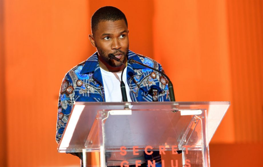 Frank Ocean has a radio station on 'Grand Theft Auto' - NME