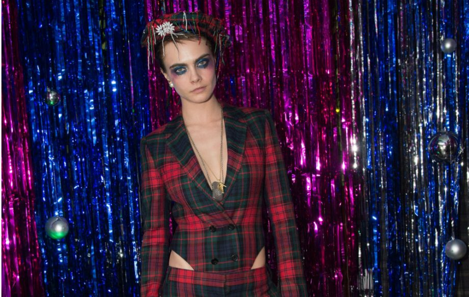 cbbb35a53dc2 Cara Delevingne s  sexist  Jimmy Choo ad faces backlash over ...