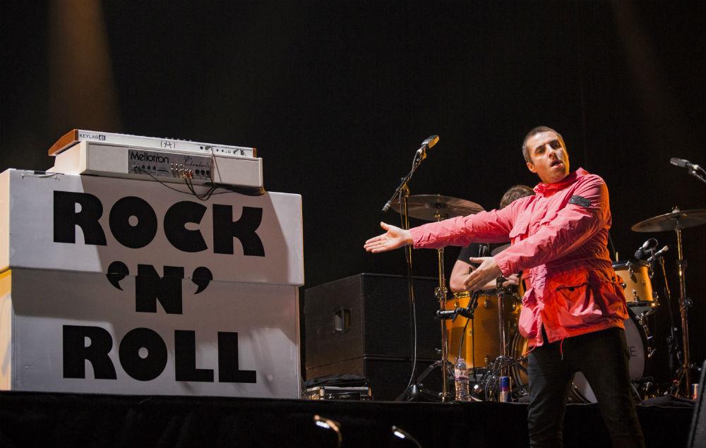Liam Gallagher Kicks Off December Uk Tour In Leeds Nme