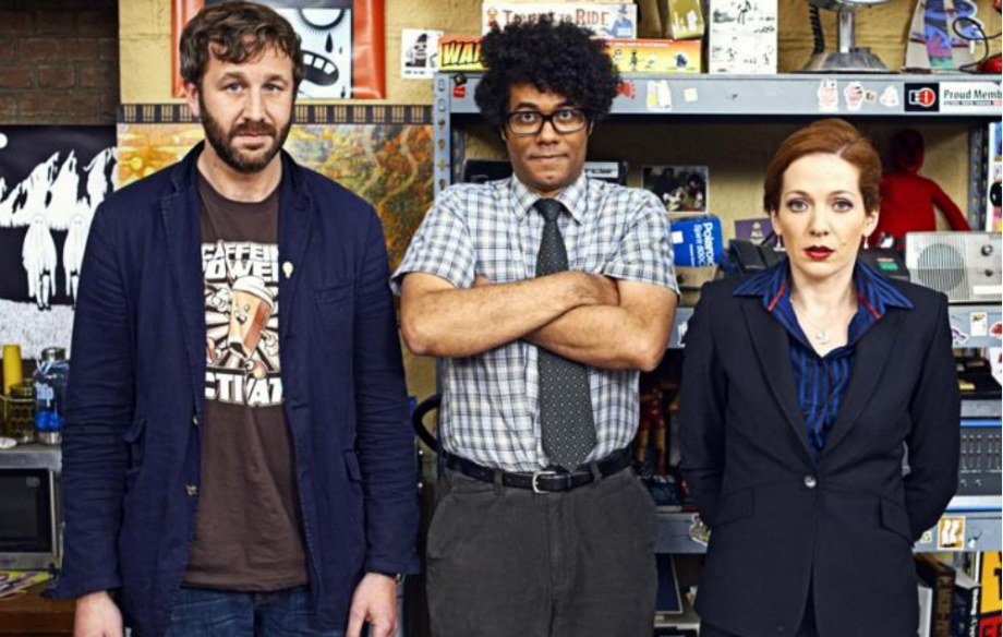 Risultati immagini per the it crowd