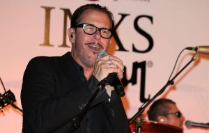 Kirk Pengilly of INXS