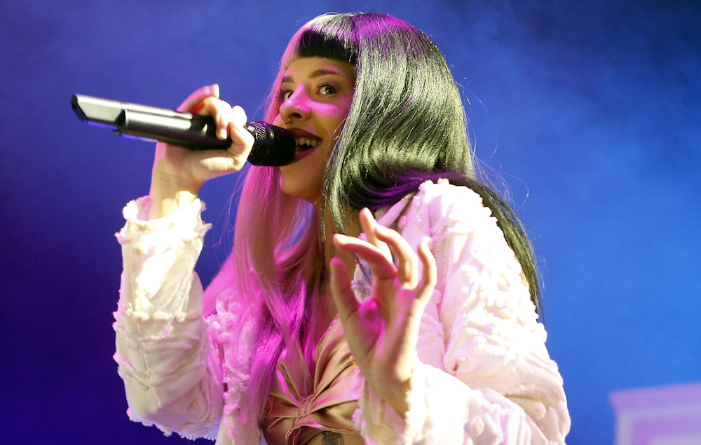 Former 'The Voice US' contestant Melanie Martinez responds ...