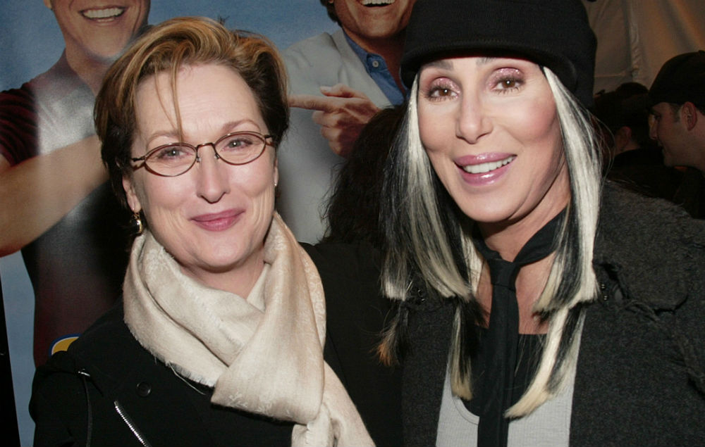 Cher Defends Meryl Streep In Wake Of She Knew