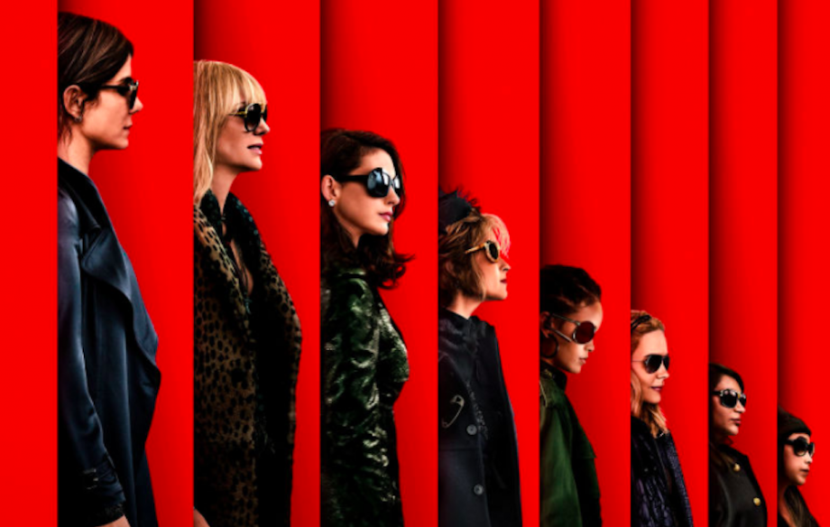 College Media Network 'Ocean's 8' is the #girlgang Movie With a Light, Fun Flair