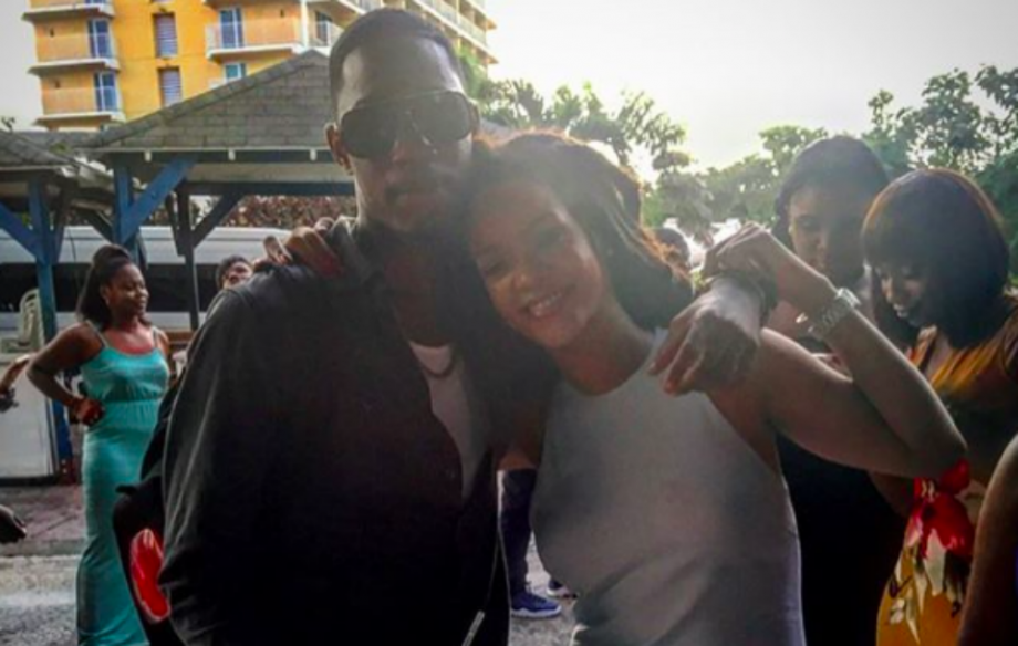 Tavon Kaiseen Alleyne y Rihanna