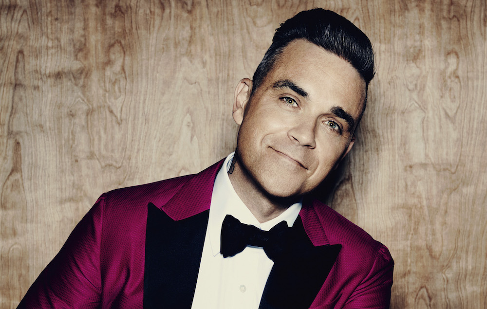 Soundtrack Of My Christmas Robbie Williams