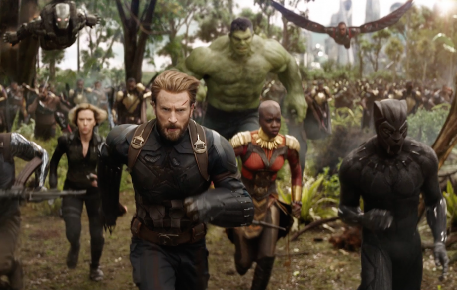 avengers infinity war release date cast trailer and the mcu