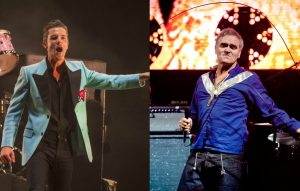 The Killers cover The Smiths'