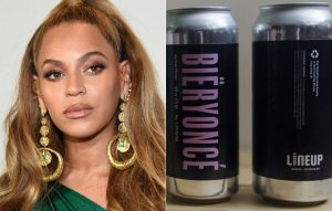 Beyonce inspired beer halts