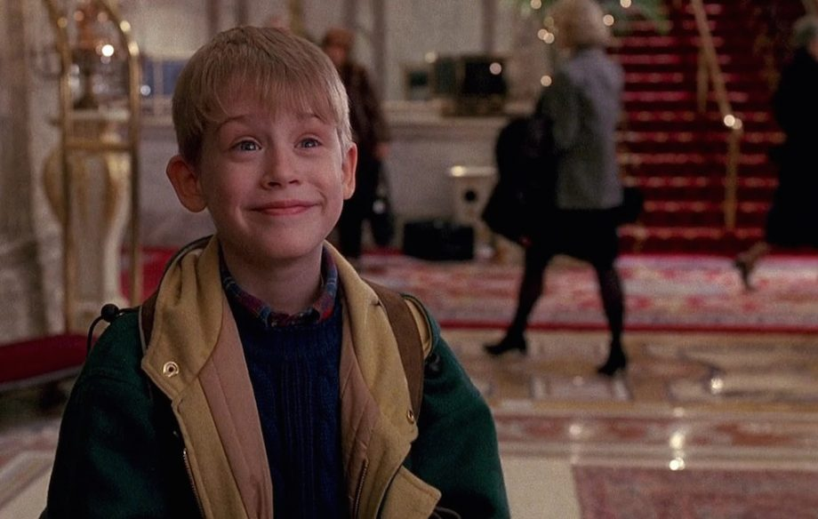 home alone 2 credit press - Black Christmas Movies On Netflix