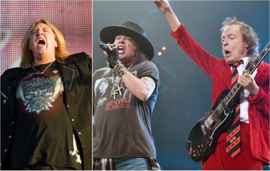 415acd9ca Def Leppard wouldn't have replaced their singer with Axl Rose like ...