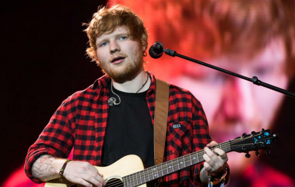 Could Ed Sheeran Headline Glastonbury Again Nme