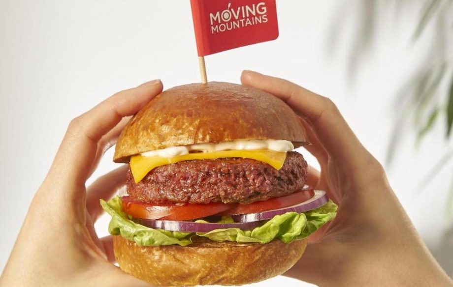 "This company is launching the UK's first vegan, raw ""bleeding"" burgers"