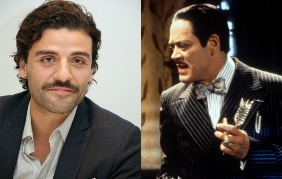 Addams Family Reboot In Talks To Cast Oscar Isaac As