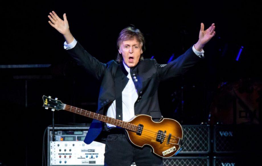 Paul McCartney Credit Getty