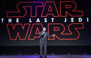 star wars the last jedi first word