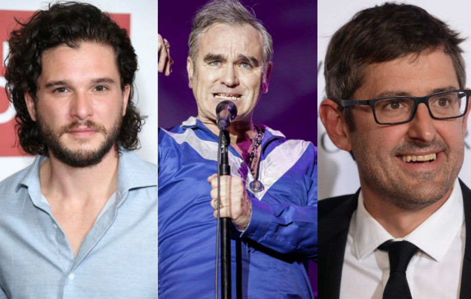 Kit Harington, Morrissey, and Louis Theroux named among GQ's worst dressed men