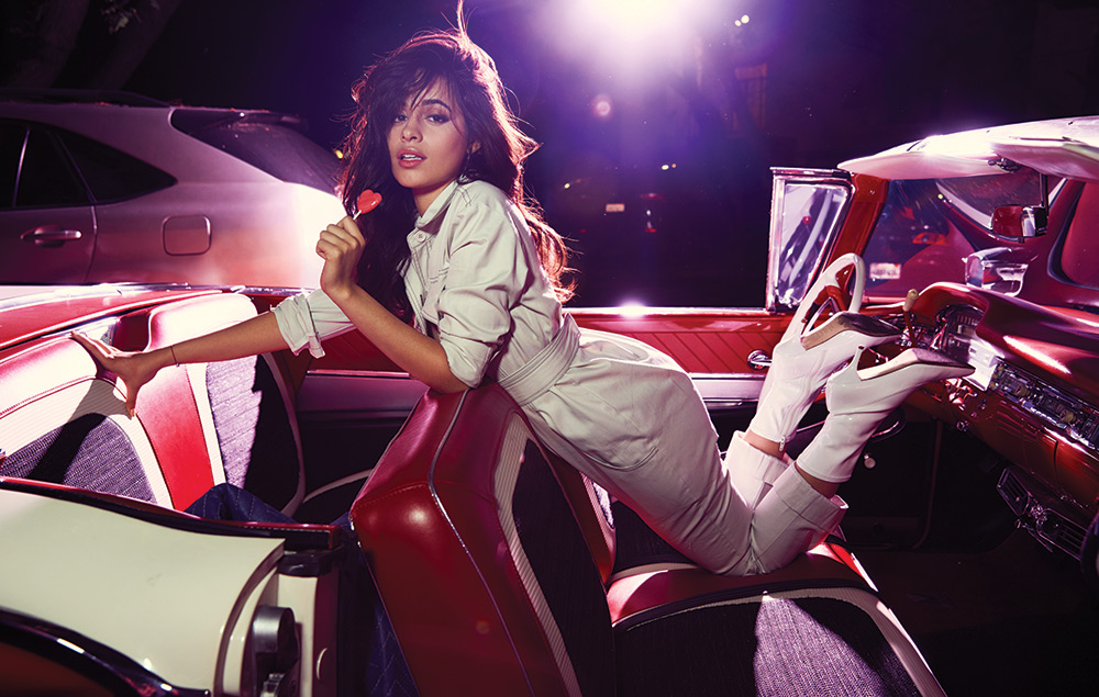 Camila Cabello On Solo Success Chasing A Buzz Fifth Harmony The