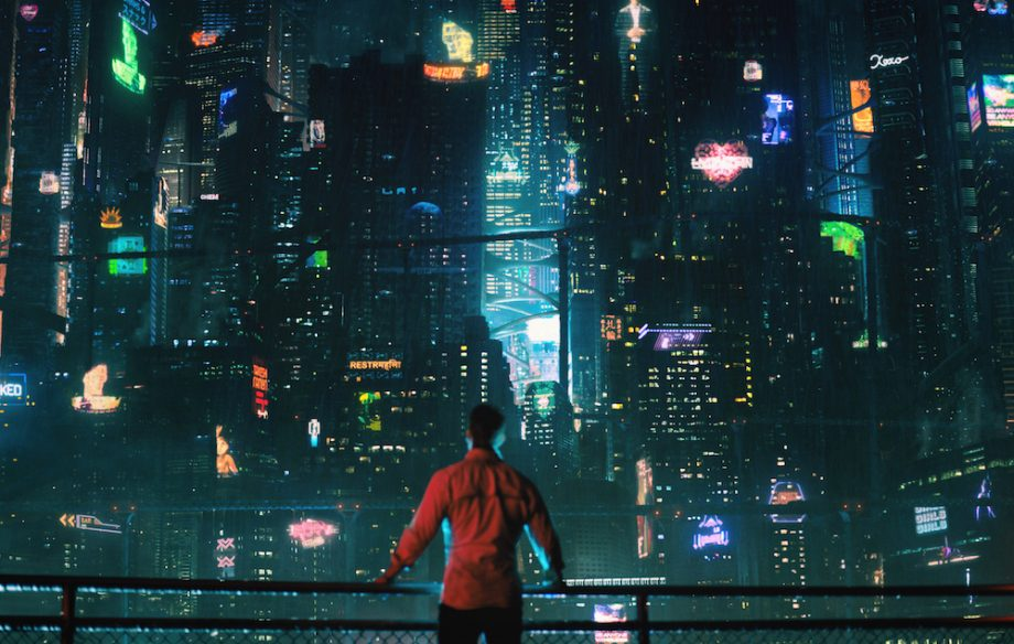 altered carbon interview: joel kinnaman discusses a second season
