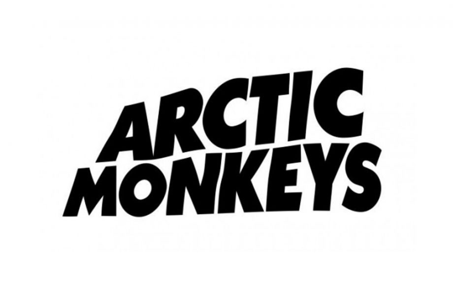 arctic monkeys logo tracing their iconic band logos through the years