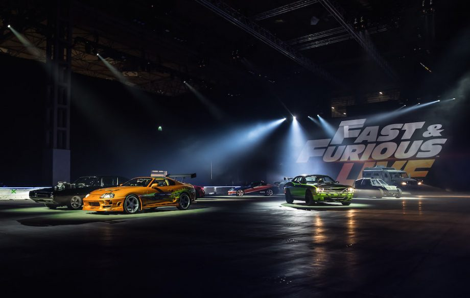 Five Things To Look Out For In The Fast Furious Live Show - Fast and furious car show