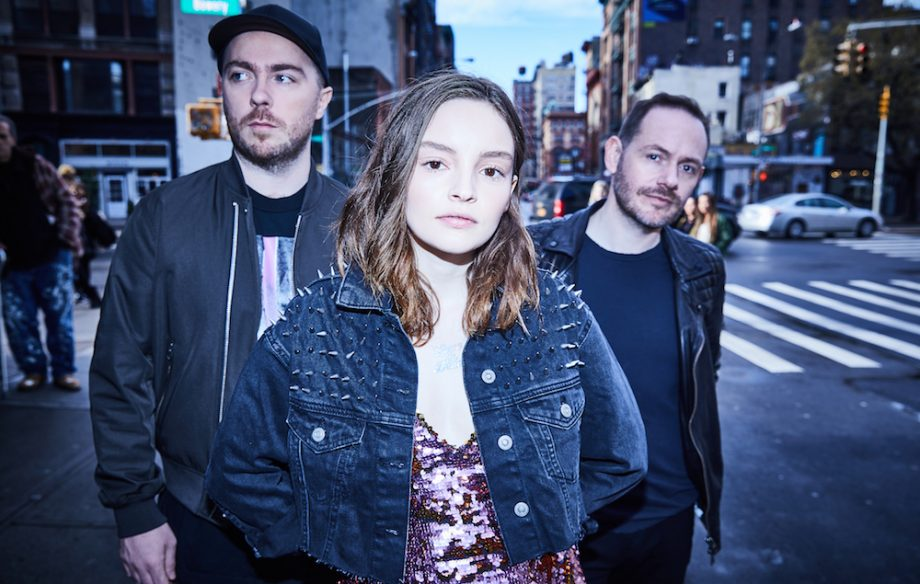 Listen to Chvrches' massive new single 'Get Out'