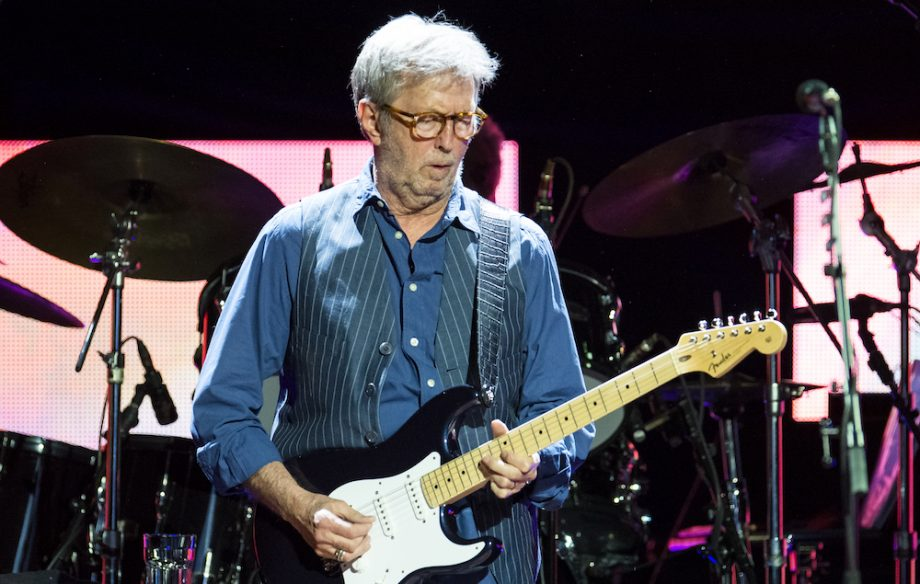 Eric Clapton Opens Up About Health Issues And Going Deaf Nme