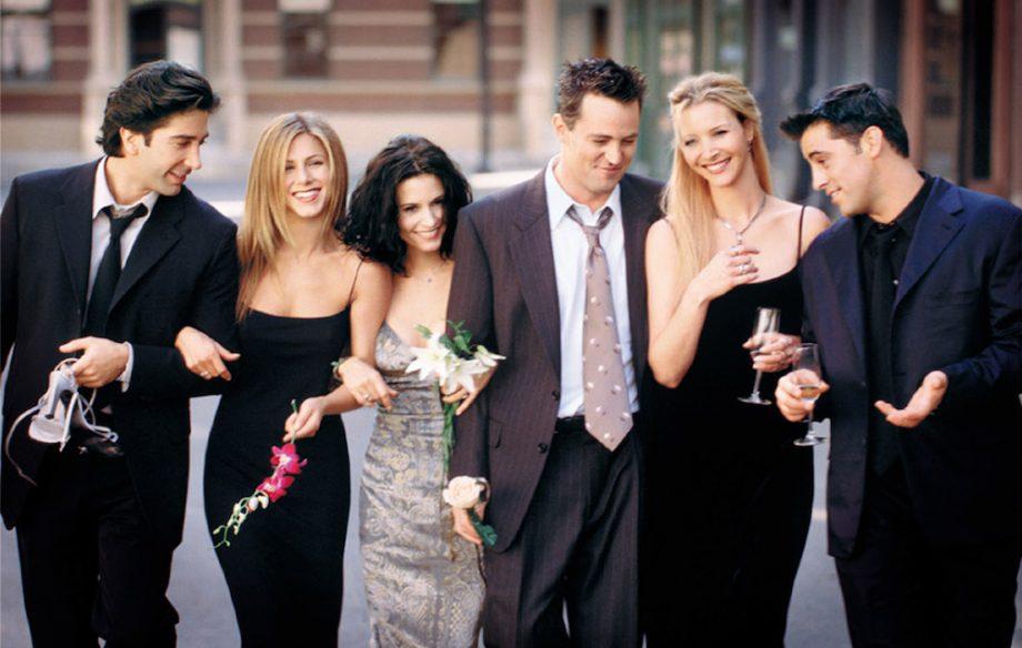 Viral Trailer Video Sparks Friends Reunion Movie Speculation
