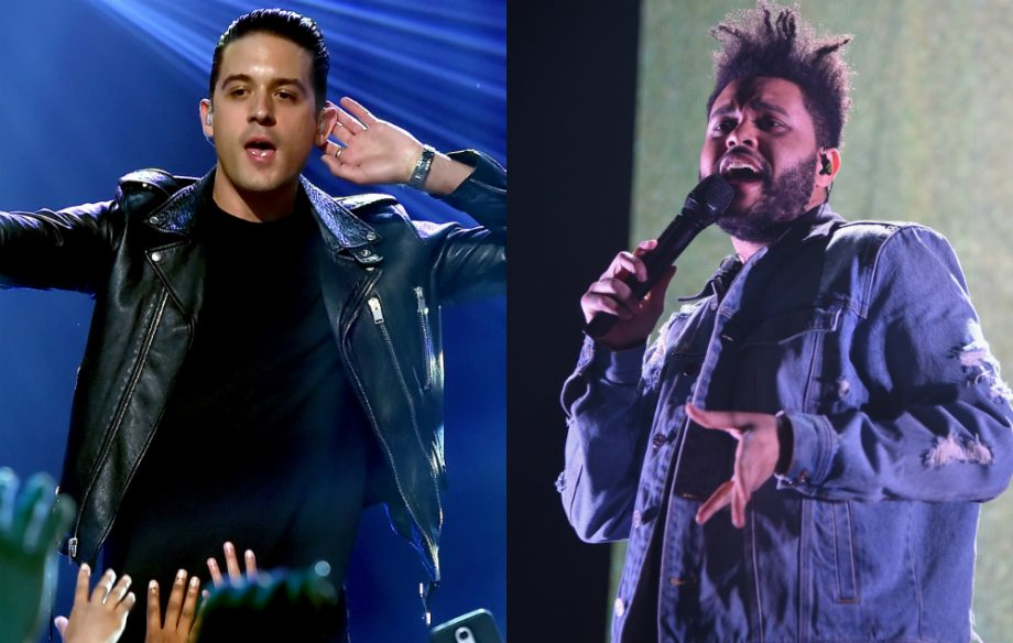 e7a59e174e38 G-Eazy follows The Weeknd in cutting ties with H M over  racist ...