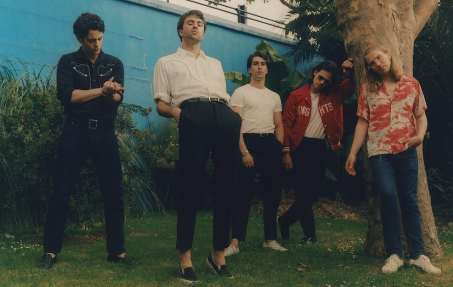 The Vaccines Big Night Out Turns Bad In New I Can T Quit