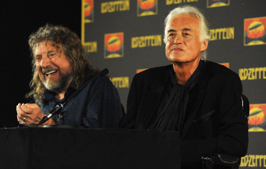 Robert Plant Discusses Possibility Of Recording With Jimmy
