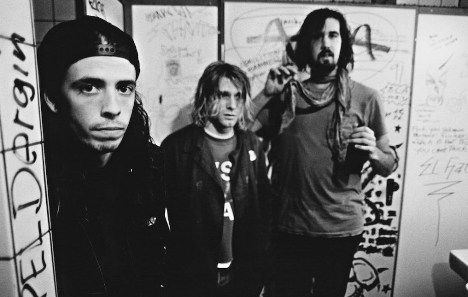 Four extremely rare Nirvana demo tapes have surfaced online