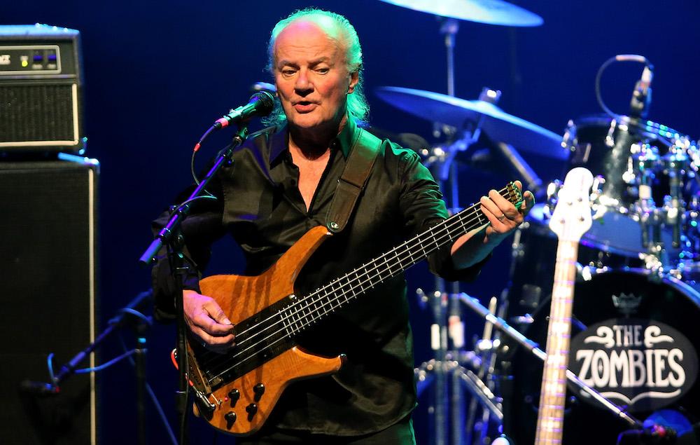 The Kinks bassist