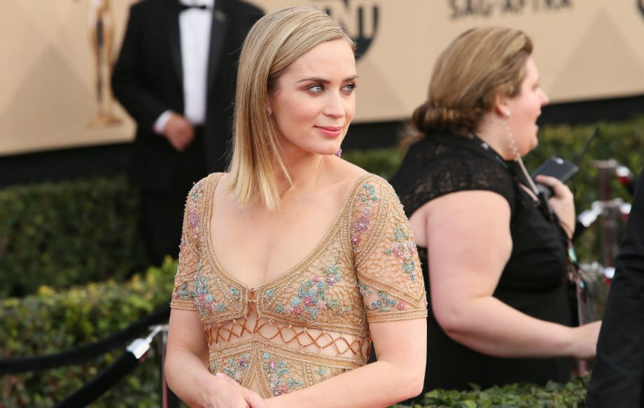 Emily Blunt Praises Quot Brave Quot People Who Have Spoken Out On