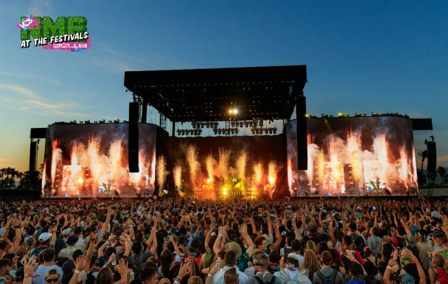 Coachella unveil huge 2018 line-up