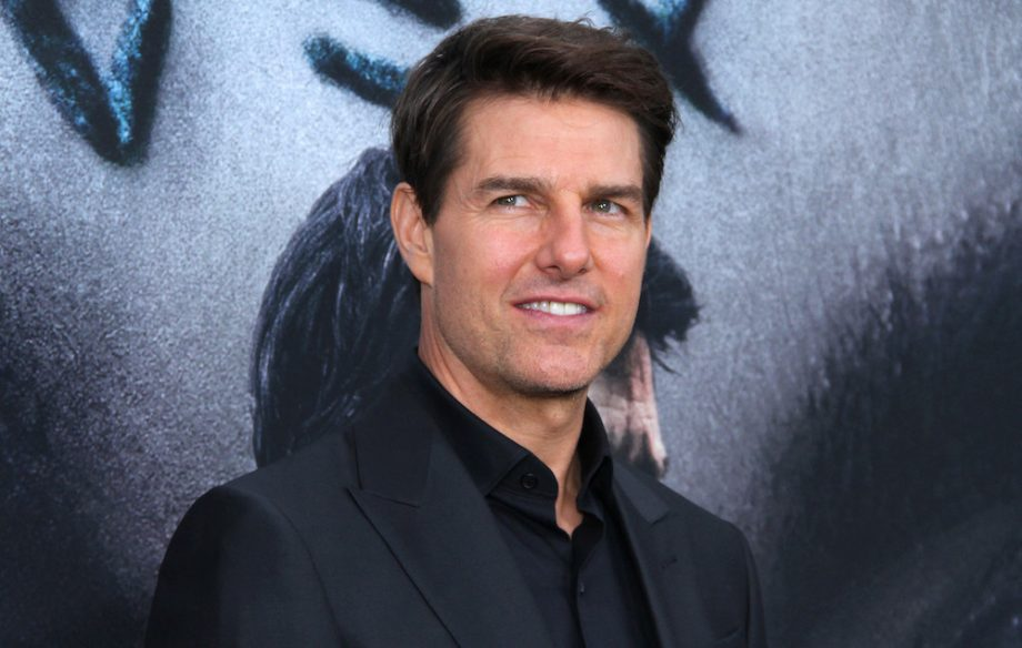 Tom Cruise Makes His Instagram Debut To Reveal Title Of