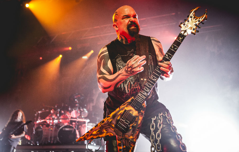 Slayer Announce Final World Tour Nme