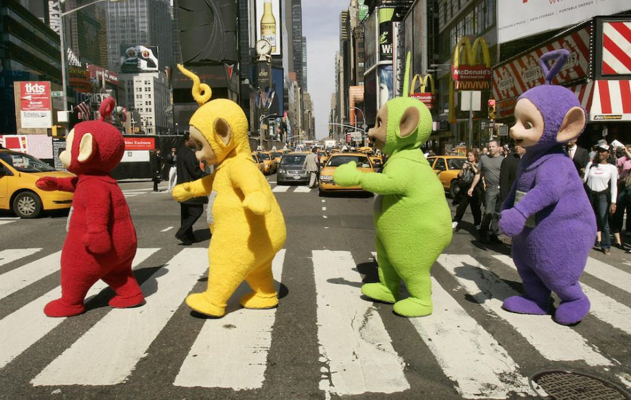 11 really weird facts about Teletubbies