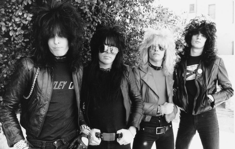 The Dirt, film biopic band hair metal tahun 80-an