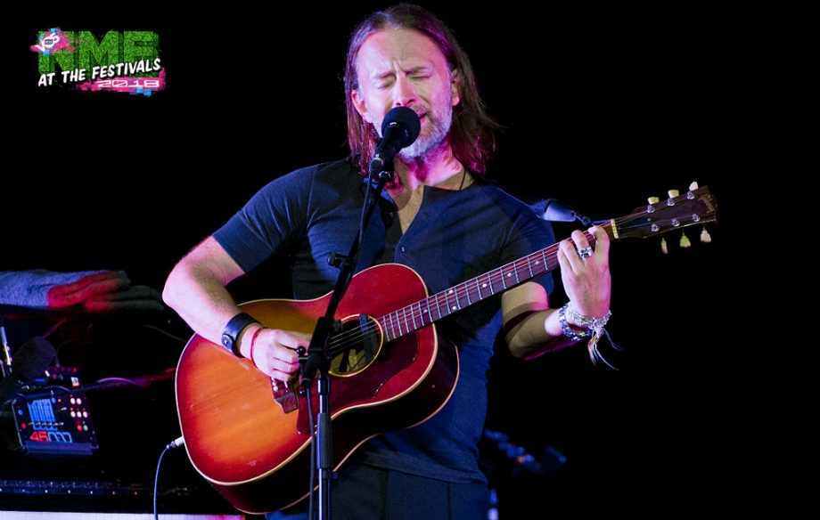 Thom Yorke is headlining this huge festival this summer
