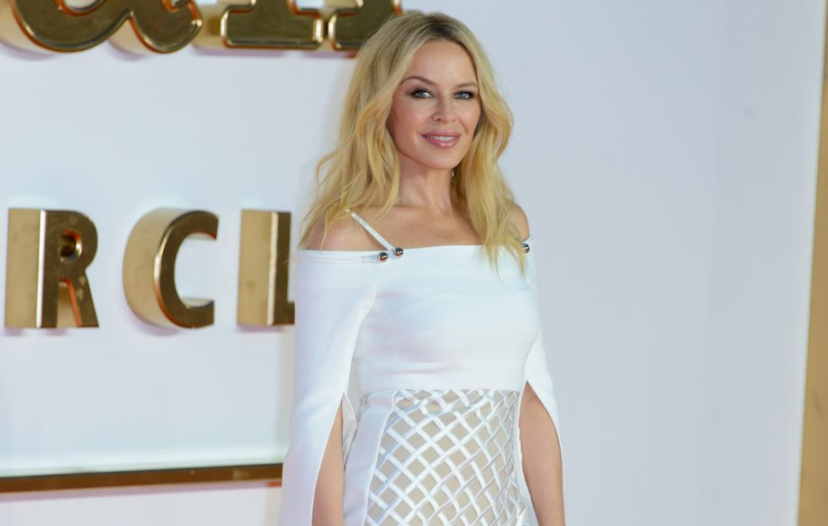Kylie Minogue Teases Comeback Single Dancing And Shares