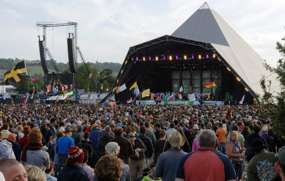 The latest Glastonbury 2019 rumour is pretty bizarre
