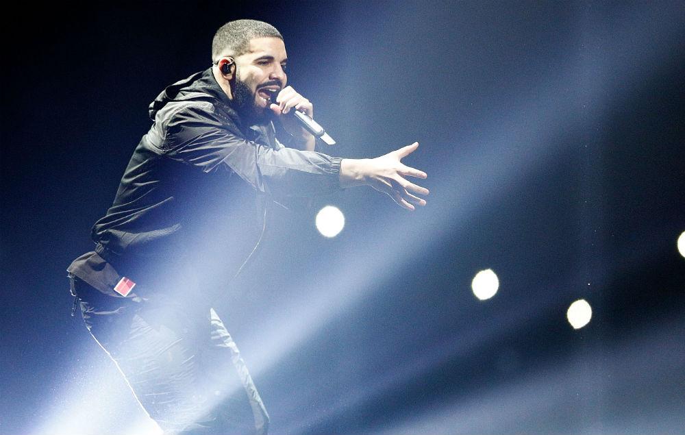 Drake accused
